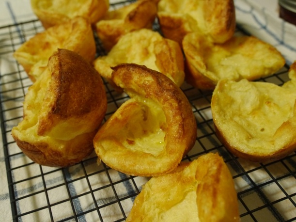 Popovers – the best way to eat jam! | Soil and Cellar