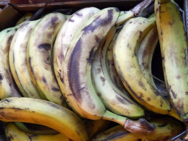 Box of bananas for a buck!