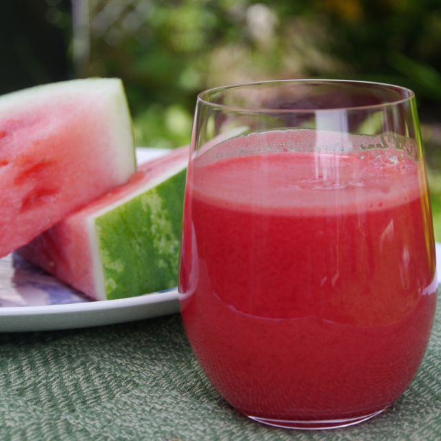 Refresh in the shade with this delicious summer drink.